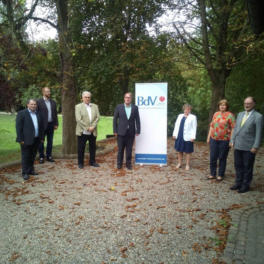BdV Rheinland-Pfalz wählt 2020 neuen Vorstand